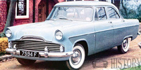 Ford Zodiac Mark II (1956-1962)
