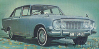 Ford Zodiac Mark III (1962-1966)