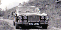 Jaguar XJ Series 1 (1968–1973)