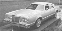 Mercury Cougar 4th gen (1977–1979)