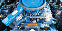Ford Boss 302 engine (1970-71)