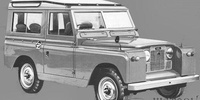 Land Rover Series II IIA (1958-1971)