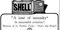 Shell Advertising 1910's
