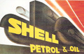 Shell Advertising 1920's