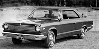 AMC Rambler 5th gen (1967-1970)