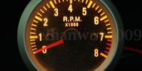 Tachometer (Rev Counter)