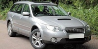 Subaru Outback 4th Gen (2009-14)