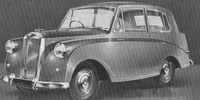 Triumph Mayflower (1949-1953)