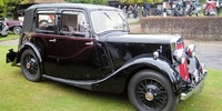 Lanchester Light Six (1935-1936)