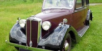 Lanchester Fourteen Roadrider (1937-1939)