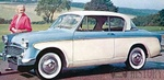 Sunbeam Rapier Series I (1955-1958)