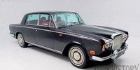 Bentley T-series T1 T2 (1965-1980)