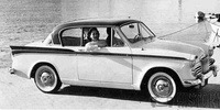 Sunbeam Rapier Series II (1958-1959)