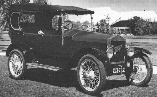 Sydney, Australia From 1923 to 1924
