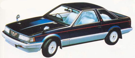 Toyota EX-11 concept from 1981