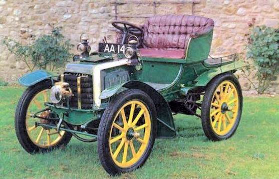 Panhard & Levassor History From 1890 on