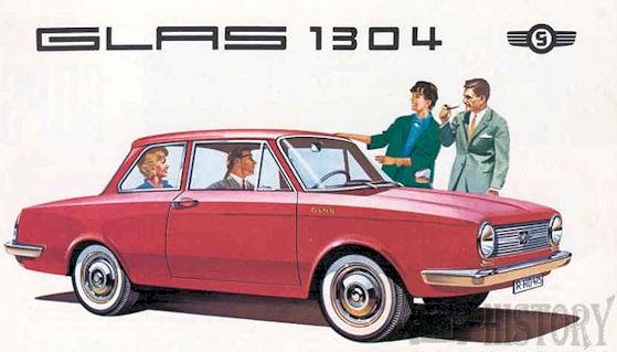 glas glas 1004 1304 1962 1968. Black Bedroom Furniture Sets. Home Design Ideas