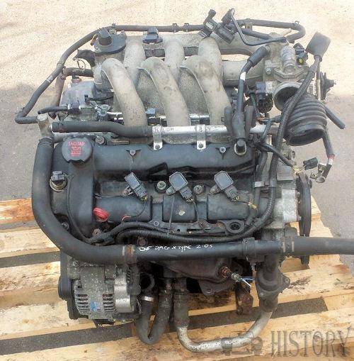 Jaguar Engines - Jaguar AJ-V6 engine (2000-2011)