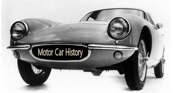 motor car history website