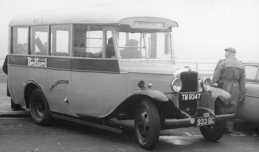 Bedford WHB Bus