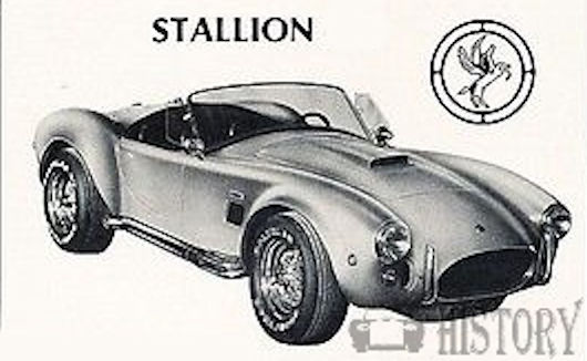 Stallion Cars  Vehicle manufacturer History