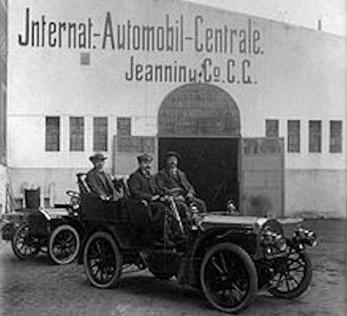 Argus  Automotive manufacturers Berlin-Reinickendorf, Germany from 1902 until 1906