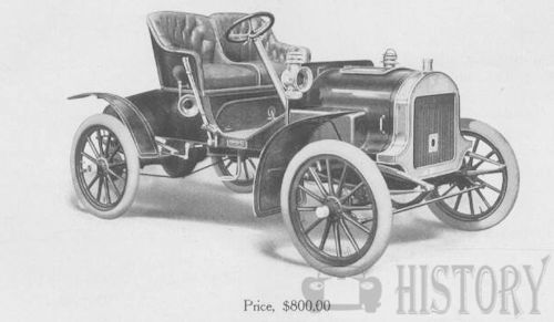 Marvel Motor Car Co  Roadster  From 1907