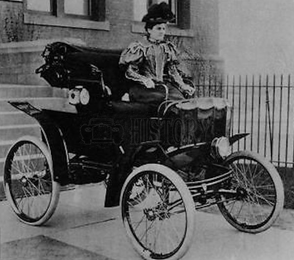 Electric Vehicle Company American Automotive Manufacturer New Jersey Usa From 1897 To 1899