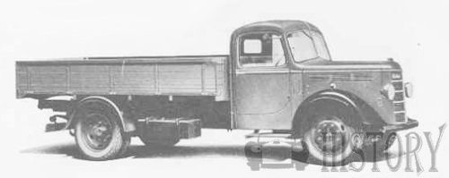BEDFORD ML Lorry and bus From 1940 to 1953