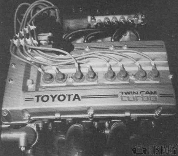 3T-GTE engine