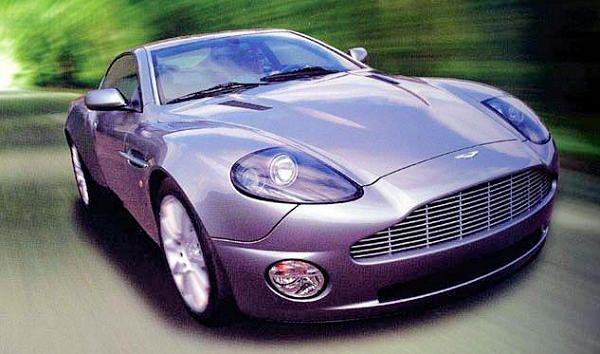 Aston Martin Aston Martin Vanquish 1st Gen 20012007