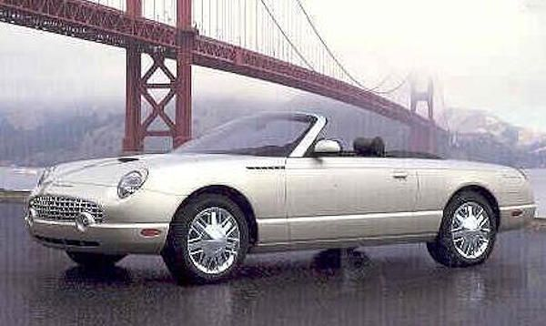 Ford Thunderbird eleventh generation