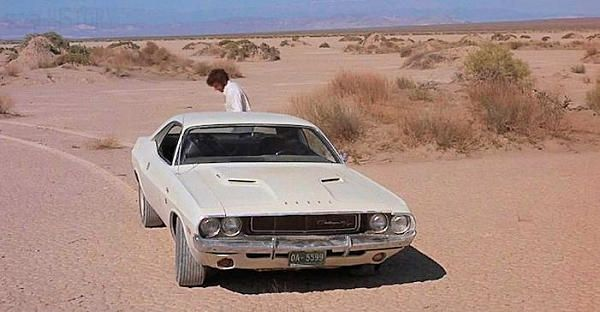 Cars and vehicles featured in films in the 1970s Dodge Challenger RT in Vanishing Point