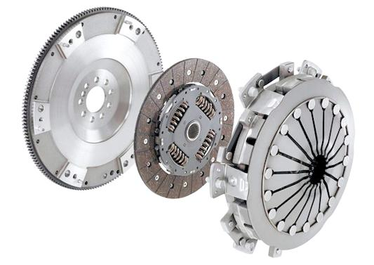 Car Clutch explained
