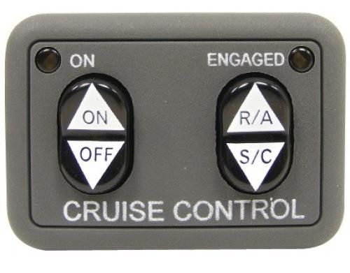 Car Cruise control explained