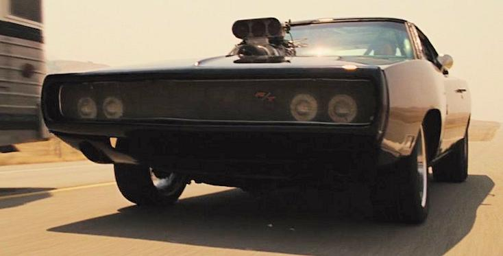 1970 Dodge Charger Fast Five Movie 2011