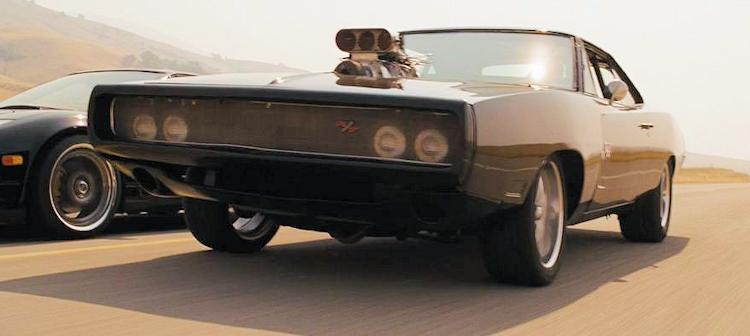 Fast & Furious 4 Film (2009) Featured cars