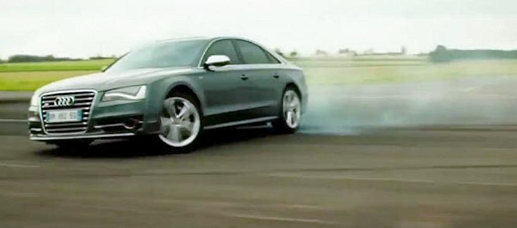 2012Audi S8 The Transporter Refueled Movie 2015