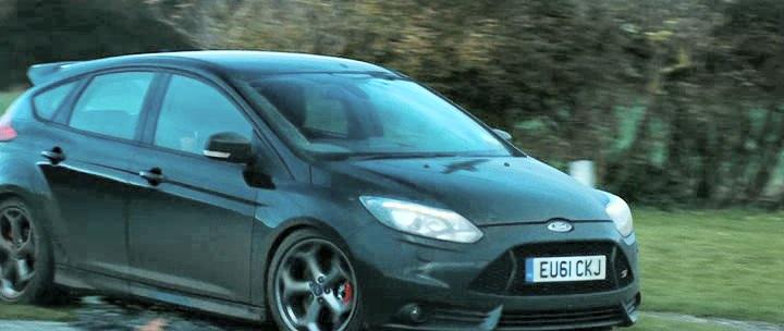 Ford Focus MkIII in The Sweeney, Movie, 2012