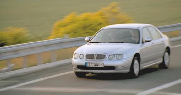 Rover 75 in Feux rouges Movie, 2004