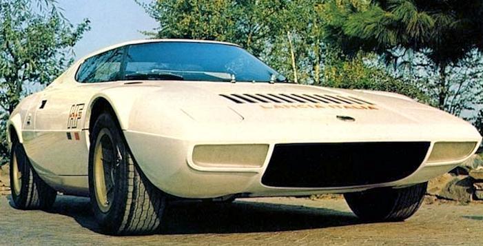 Lancia Lancia Stratos 1972 1974