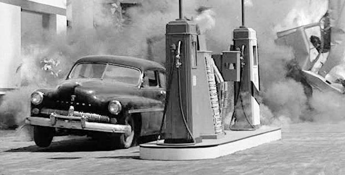 1949 Mercury Sport Sedan Thunder Road Movie