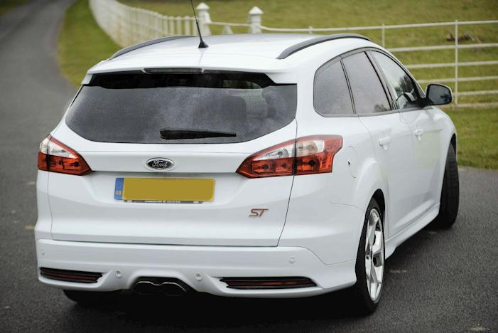 Ford Focus Mk 3 Third generation estae