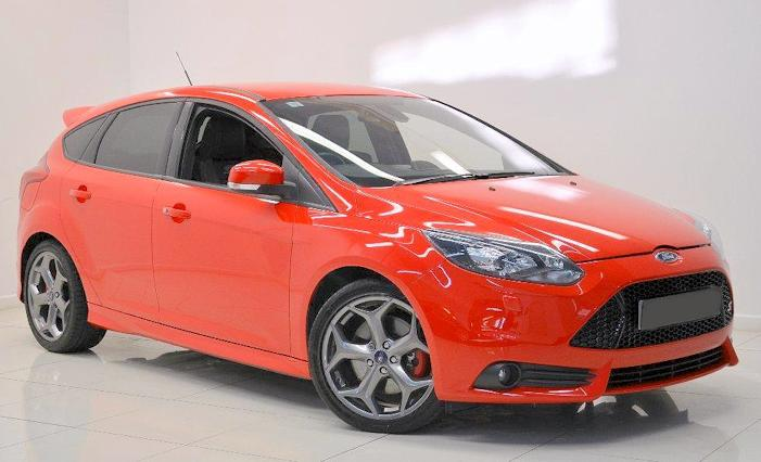 Ford Focus Mk 3 Third generation ST