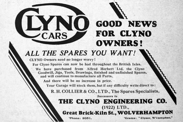 Clyno Engineering Company