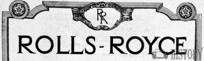 Rolls-Royce Limited early History