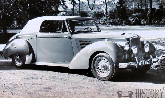 Alvis-TC21-100-Grey-Lady-1953