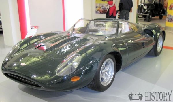 Jaguar XJ13 car history
