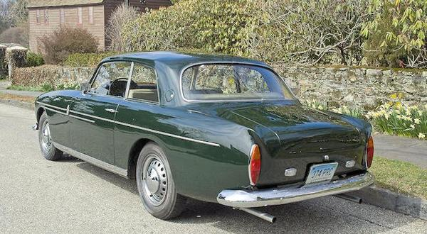 Bristol 409 rear view