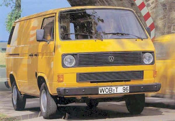 volkswagen vw type 2 t3 3rd gen (1979 02)